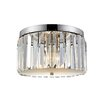 Mark Slojd Crosby 4 Light Flush Mount