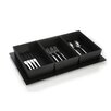 Zieher 4 Piece 26.5 cm Cutlery Box Set in Black
