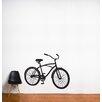 ADZif XXL Bike Ride Wall Decal