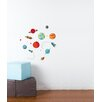 ADZif Piccolo Planets Galore Wall Decal
