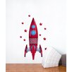 ADZif Piccolo Rocket Wall Decal