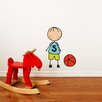 ADZif Piccolo Let's Play Wall Decal