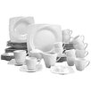 Creatable Celebration 50 Piece Dinnerware Set