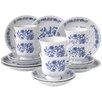 Creatable Ivona Zwiebelmuster 18-Piece Porcelain Tea Set