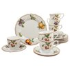 Creatable Orchard 18 Piece Porcelain Coffee Set
