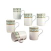 Creatable Majestosa Coffee Cup (Set of 6)