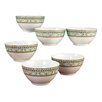 Creatable Majestosa Muesli Bowl (Set of 6)