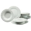 Creatable 12 Piece Dinnerware Set