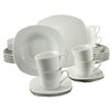 Creatable Amelie 30 Piece Porcelain Dinnerware Set