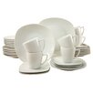 Creatable Bianca 30 Piece Dinnerware Set