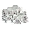 Creatable Square Manhattan 62 Piece Dinnerware Set