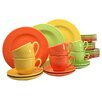 Creatable Spring Casa Alegre 30 Piece Dinnerware Set