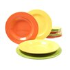 Creatable Spring Casa Alegre 12 Piece Dinnerware Set