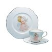 Creatable Engel 3 Piece Place Setting