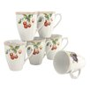 Creatable Orchard Coffee Cup (Set of 6)