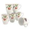 Creatable 6-tlg. Kaffeetasse Orchard