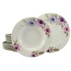 Creatable NBC Marie 12 Piece China Dinnerware Set