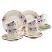 Creatable NBC Marie 18 Piece China Tea Set