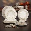 Creatable Palacio 30 Piece Porcelain Dinnerware Set