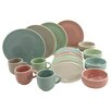 Creatable Chicago Pastel 16 Piece Dinnerware Set