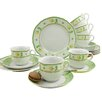 Creatable Alba Spring18 Piece Dinnerware Set