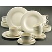 Creatable Cora 30 Piece Dinnerware Set