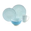 Creatable Mediterran 4 Piece Single Set