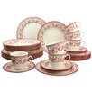 Creatable Astoria 30 Piece Dinnerware Set