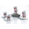 Creatable Novo 18 Piece Coffee Set