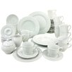 Creatable Flora 50 Piece Dinnerware Set