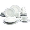 Creatable Blue Sky 30 Pieces Dinnerware Set