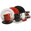 Creatable 18-tlg. Teetasse Set Casa Alegre Asia