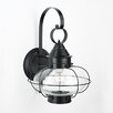 Norwell Lighting Cottage Onion 1 Light Wall Lantern