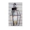Norwell Lighting Olde Colony 3 Light Outdoor Wall Lantern
