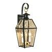 Norwell Lighting Olde Colony 2 Light Outdoor Wall Lantern