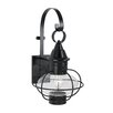 Norwell Lighting New Vidalia Onion 1 Light Outdoor Wall Lantern