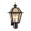 Norwell Lighting Lexington 3 Light Wall Lantern
