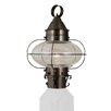 Norwell Lighting Cottage Onion 1 Light Post Light