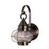 Norwell Lighting Cottage Onion 1 Light Outdoor Wall Lantern
