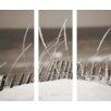 Pro-Art Beige And Sedge Painting Print Glass Art
