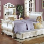 Signature Design By Ashley Exquisite Four Poster