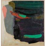 DwellStudio Jewel Cliff Framed Painting Print