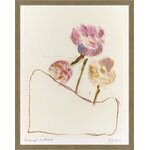 DwellStudio Goodnight Sweetheart by Arthur Krakower's Framed Painting Print