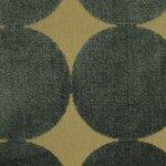 DwellStudio Plush Dotscape Fabric - Peacock