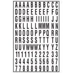 Self Adhesive Address Numbers Wayfair