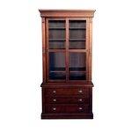 Alcott Hill Sedgemoor Solid Hardwood China Cabinet