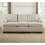 Birch Lane Jameson Sleeper Sofa With Contrast Welt Birch