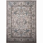 Adana Persian Cream Black Area Rug Wayfair
