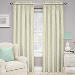 Traditions By Waverly Make Waves Single Curtain Panel