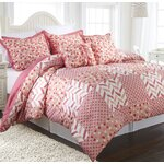 Alcott Hill Pokanoket 6 Piece Duvet Cover Set Amp Reviews